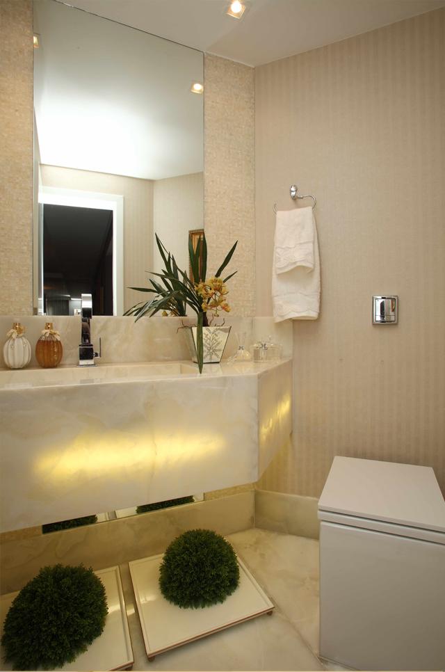 Decoração 30 cubas e bancadas de banheiro para inspirar!  Cores da Casa -> Cuba Para Banheiro Rustica