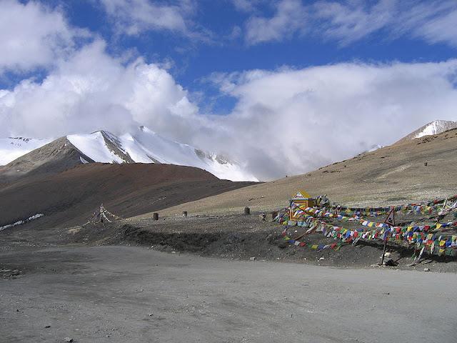 Tanglang La 5328 m (17480 ft)