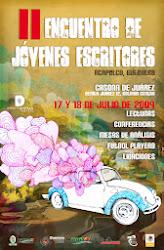 II Encuentro de Escritores Acapulco