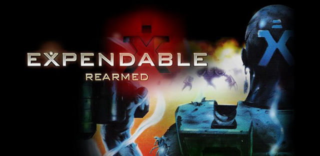 Expendable Rearmed Android