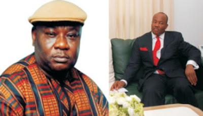 governor akpabio kill senator election