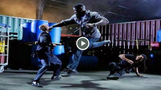 Movie - Film: Falcon Rising (English Language - Me Titra Shqip)