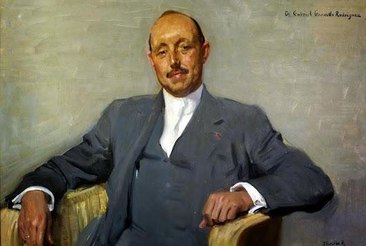 Joaquín Sorolla, Gabriel Gancedo Rodríguez