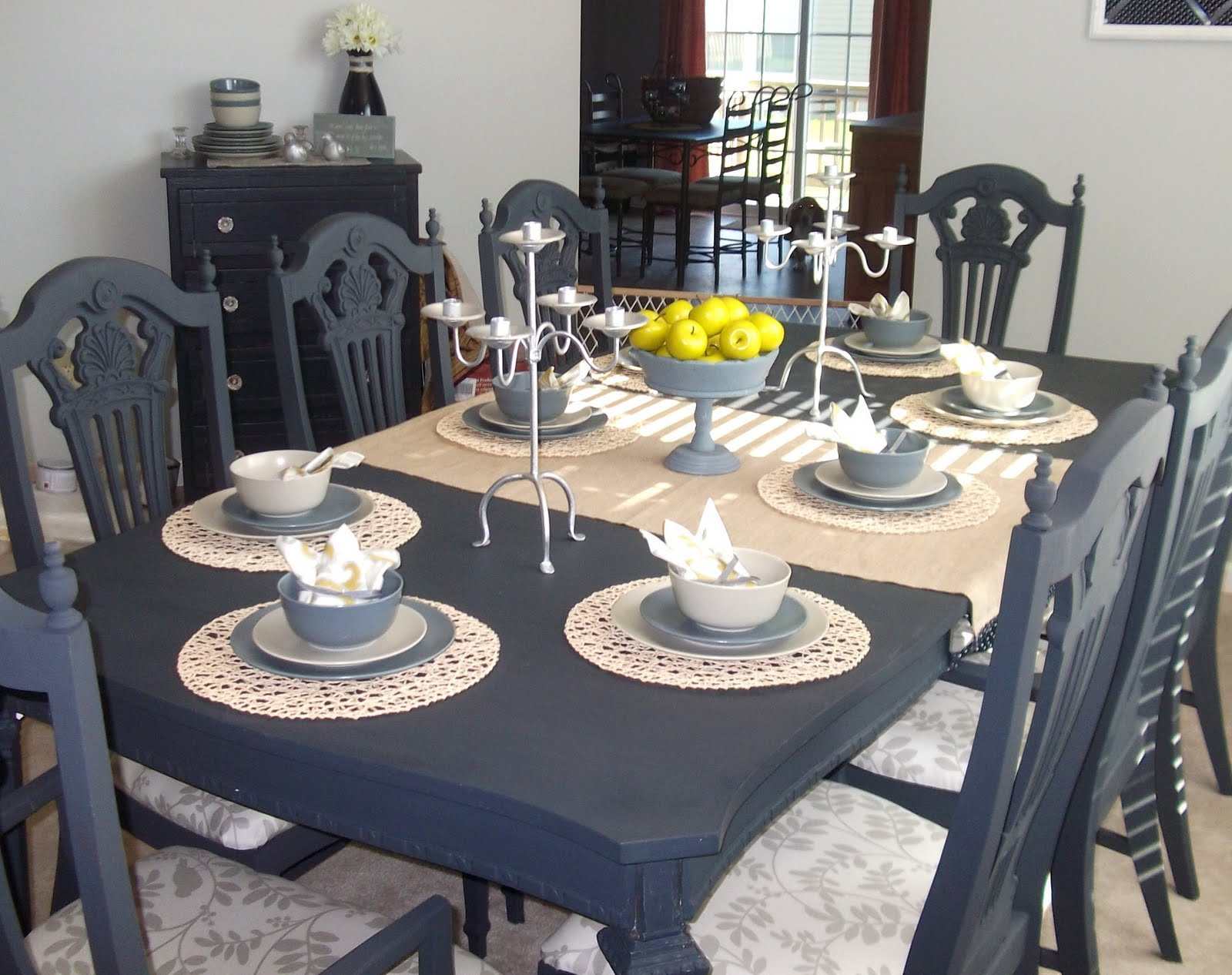 Painting Dining Room Furniture Paint Dining Room Table Ideas Second Sunco Granite Table Tuscan