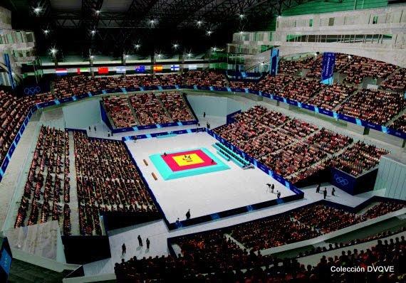 Bienvenidos a la web madrile a palacio de los deportes de - Pabellon de deportes de madrid ...