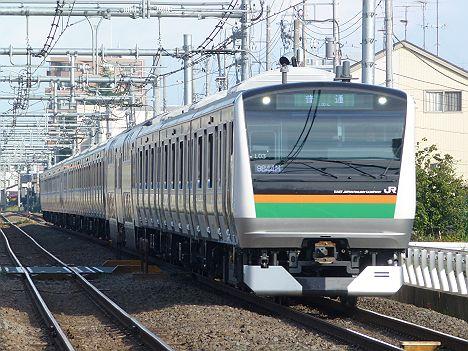 高崎線 普通 赤羽行き E233系