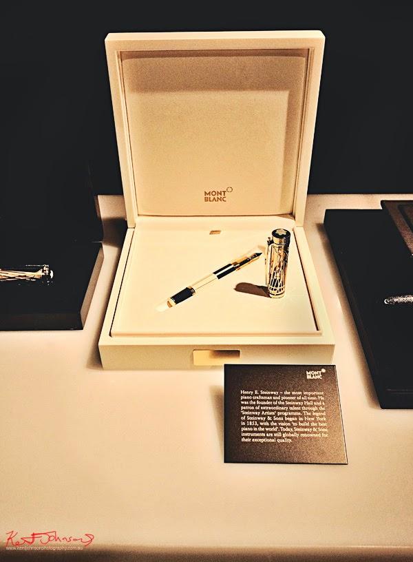 Montblanc Patron of Art Edition Henry E. Steinway 4810 Fountain Pen
