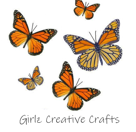 Girls Creative Crafts