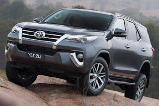 Akhirnya Resmi Dirilis, Ini Harga Toyota Fortuner 2015