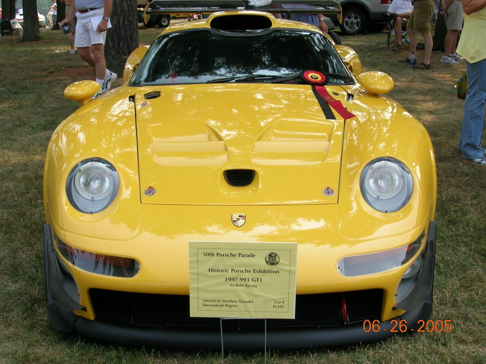 Porsche+993+GT1+Front Wonderful 1998 Porsche 911 Gt1 Specs Cars Trend