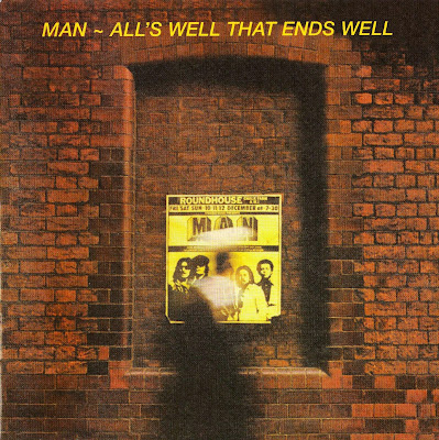 Man - All's Well That Ends Well (1977 uk psych prog rock - wave)