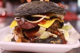 Burger yang sedap