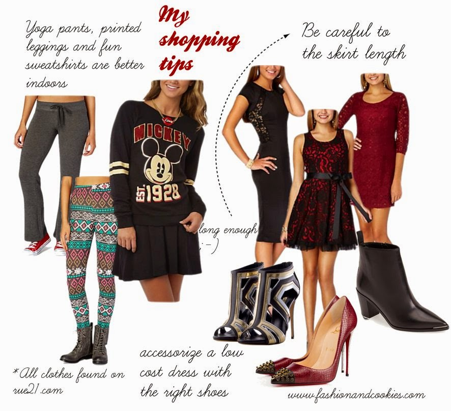 Fashion tips for grown up women, rue21, Fashion and Cookies, fashion blogger