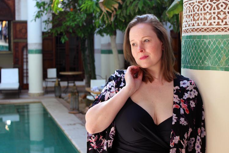 Meine Oase in Marrakesh