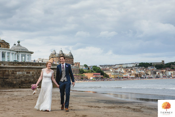 Jonny & Emily Smith's Wedding, Scarborough - Photos © 2015 Mark Tierney