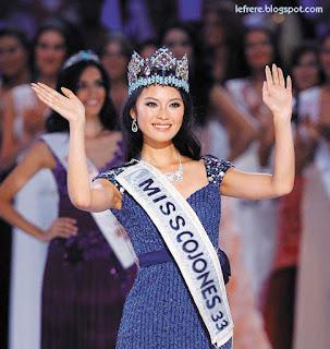 MISS MUNDO, Miss Universo, Mis cojones 33