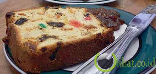 Fruit Cake di India