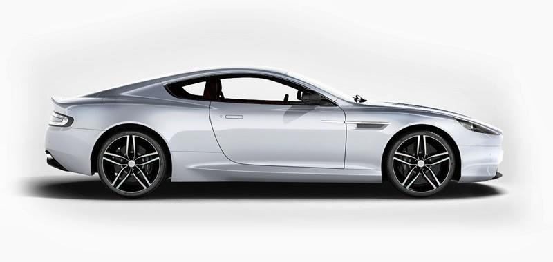 New Aston Martin DB9 Volante Exterior