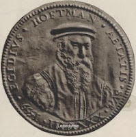 Medaille Gilles Hooftman