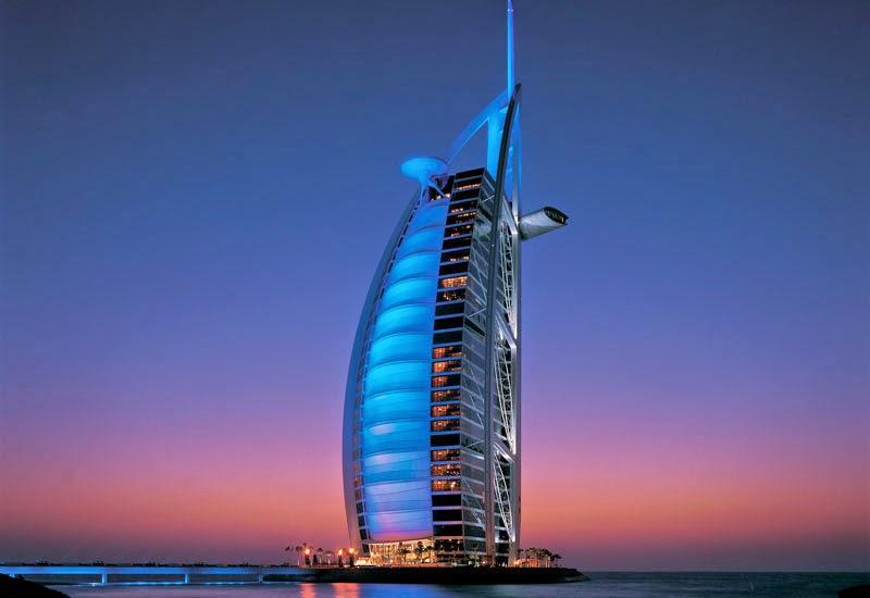 Dubai (Emirati Arabi Uniti) - Burj Al Arab 5* 'La Vela' - Hotel da Sogno