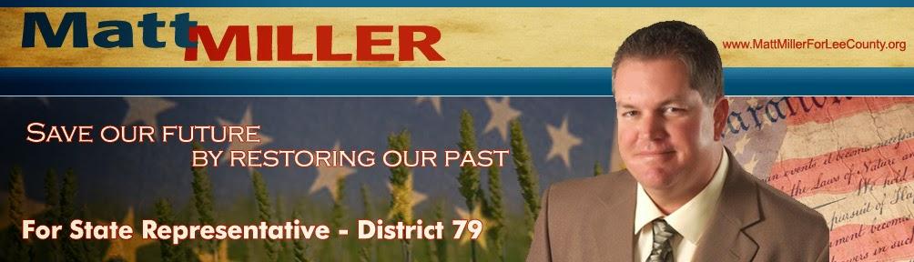 Matt Miller Campaign
