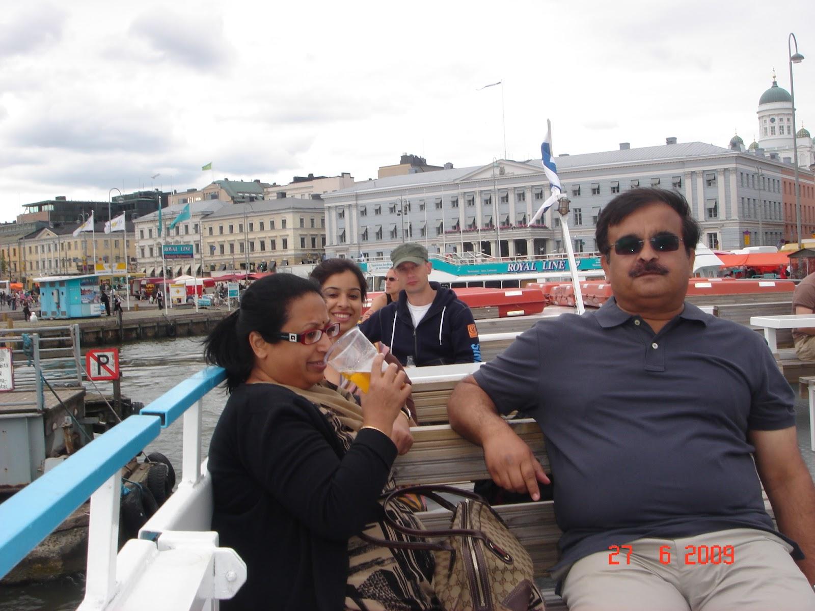 Helsinki Harbour Cruise