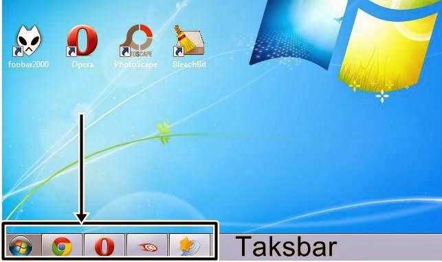 window taksbar