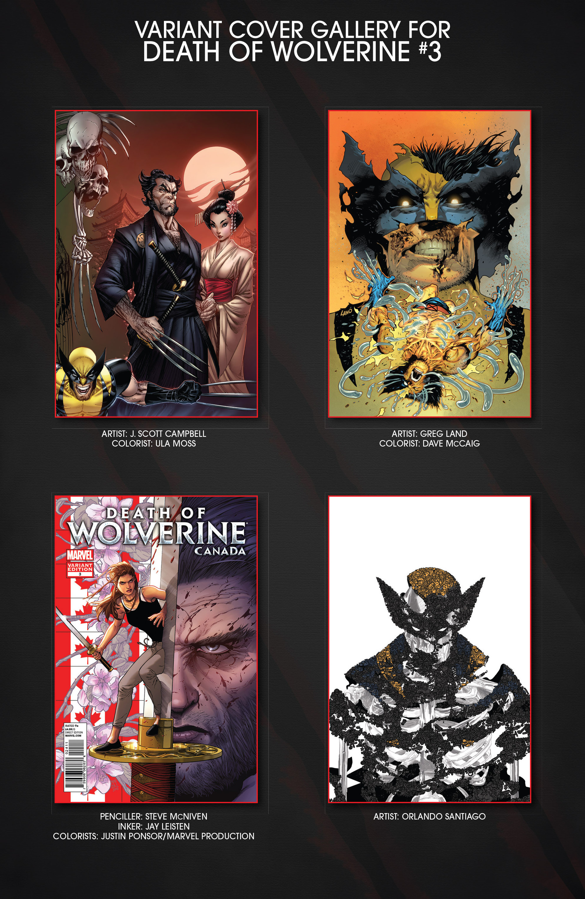 Death of Wolverine Issue #4 #4 - English 26