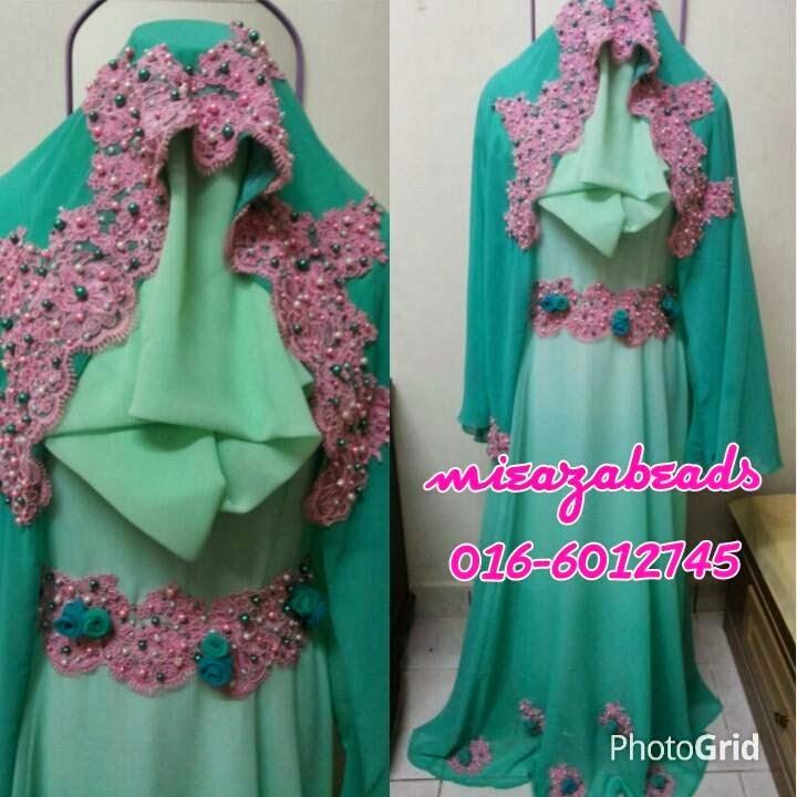 Baju Pernikahan(RM800)