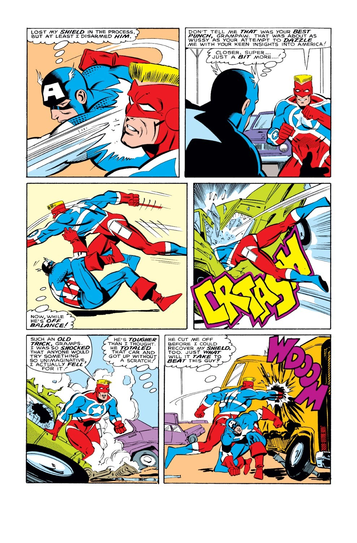 Captain America (1968) Issue #327 #256 - English 19