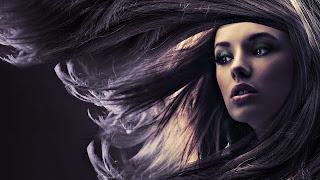Fashion Girl Beautiful Eyes HD Wallpaper