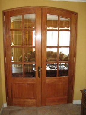 Fotos y dise os de puertas puertas exterior aluminio for Puertas para patio exterior