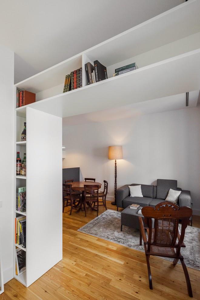 Apartemen Minimalis 2