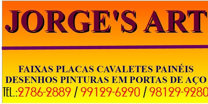 JORGE'S ART                        (BELFORD ROXO - RJ)