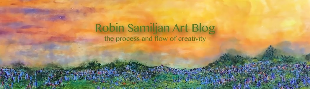 Robin Samiljan Art Blog