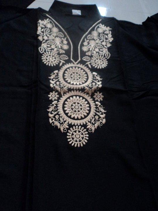 Updatefashion neckline embroidery designs for kurtis