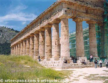 Antigua grecia la innegable belleza de sus templos for Casas griegas antiguas