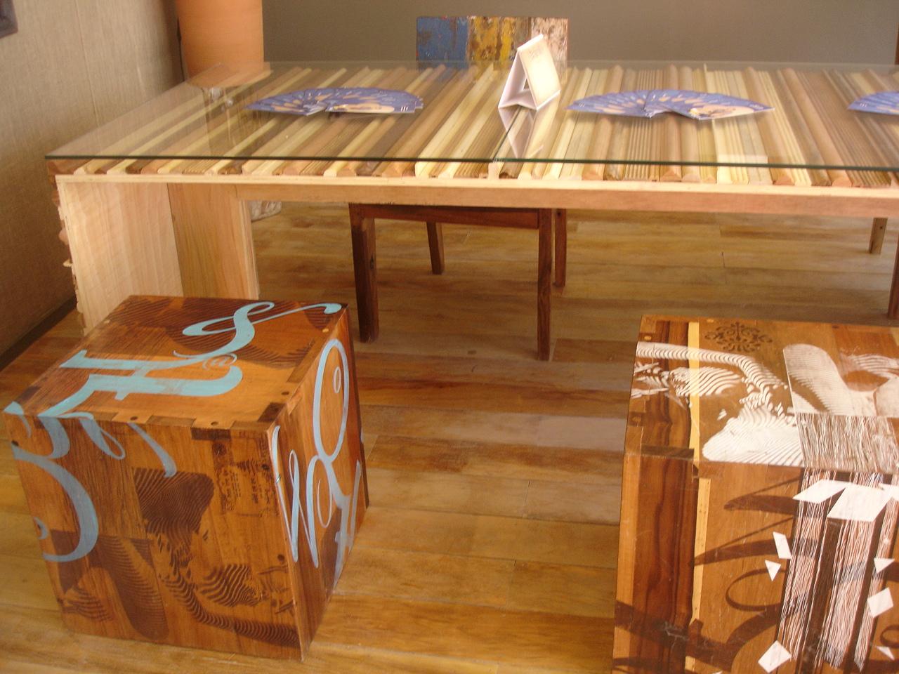 recicladas para decorar sua casa by Arquiteta Michelle Faura Ferrarini #7B411A 1280x960