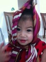 Eryna @ 18-month (8.2kg)