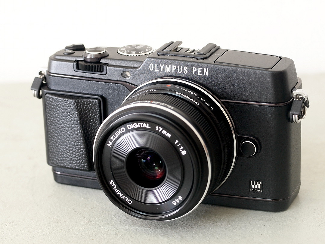 Robin Wong Olympus PEN E P5 Review Street Shooting And Pudu Wet