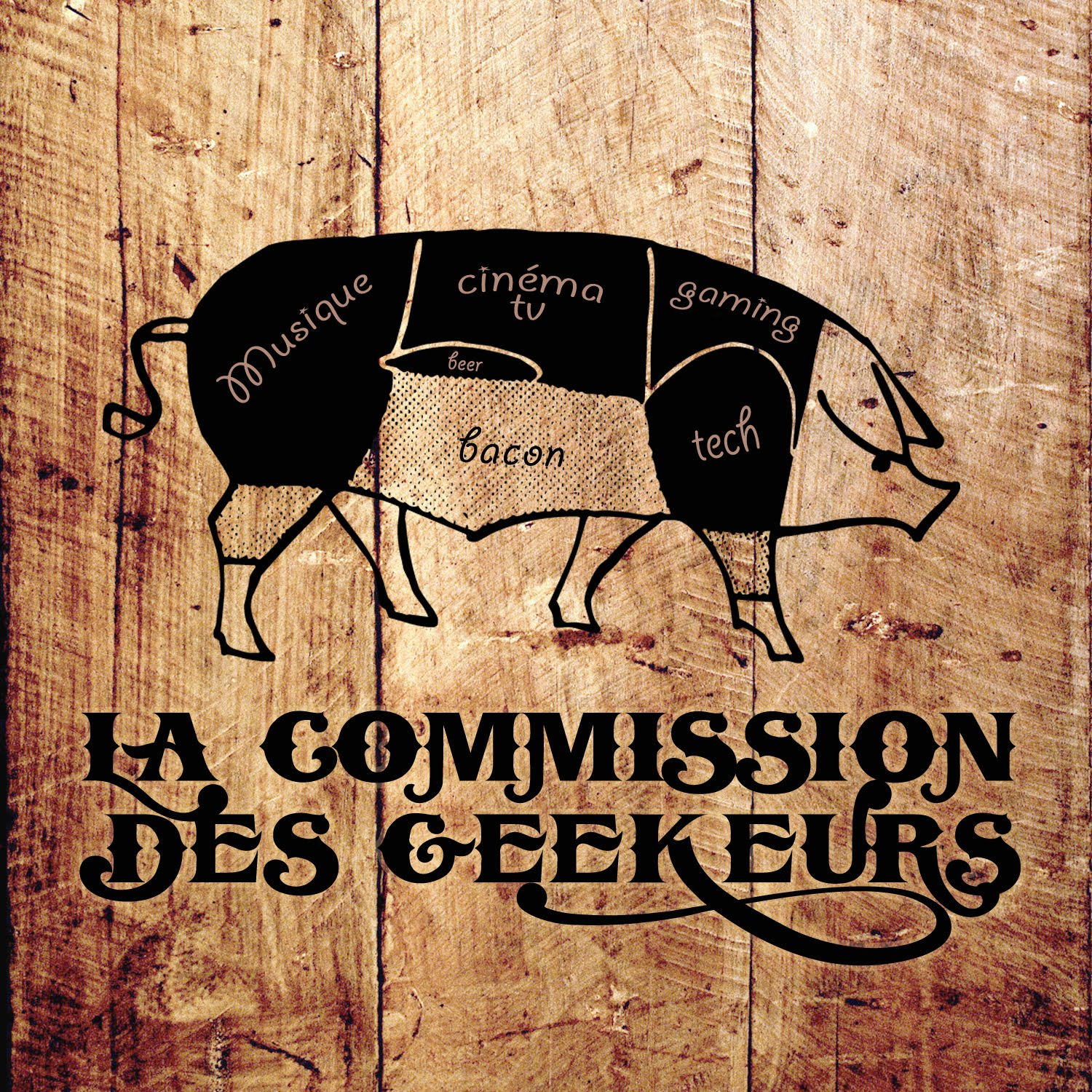 La Commission des Geekeurs