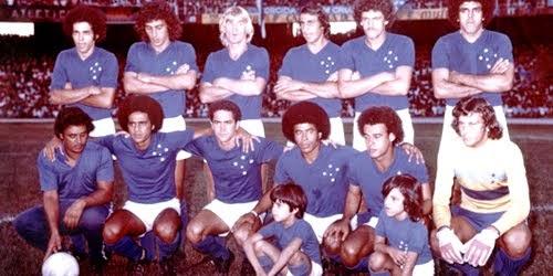 Cruzeiro - Libertadores 1976