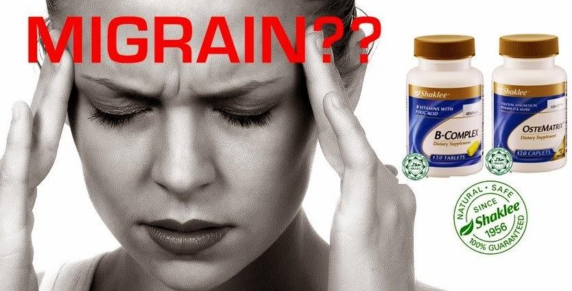Cara Atasi Masalah Sakit Migrain
