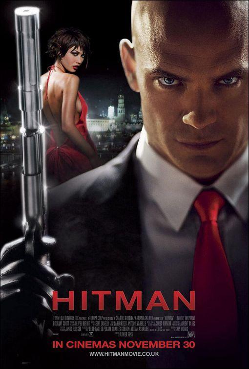 Hitman (2007) Online Latino