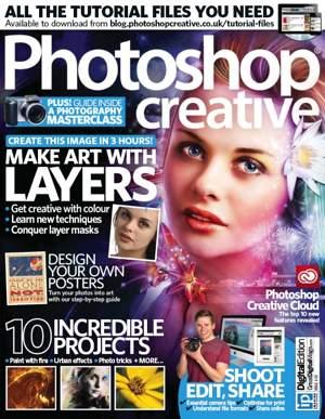 Photoshop Creative Magazine Issue 102 July 2013