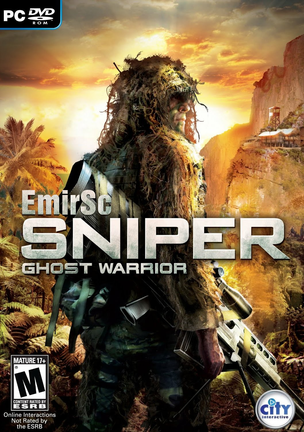 Sniper: Ghost Warrior 2 PC Español Full Torrent Gratis