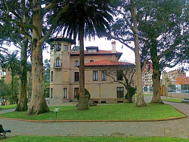 Parque Finca Altamira en Santander