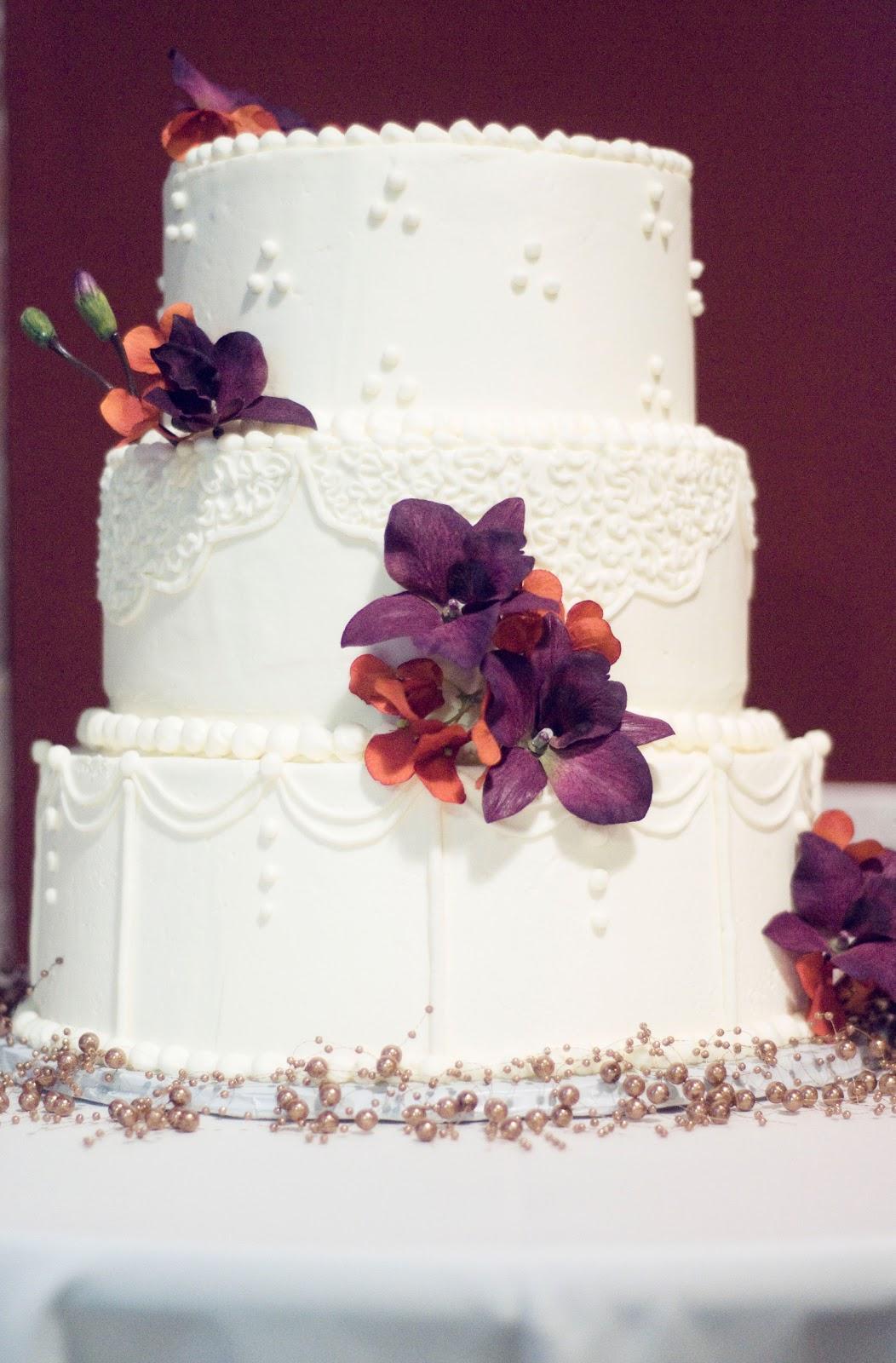 Tis So Sweet Cakes: Wedding