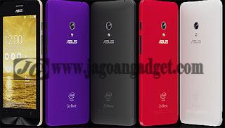 Harga dan Spesifikasi ASUS Zenfone 5