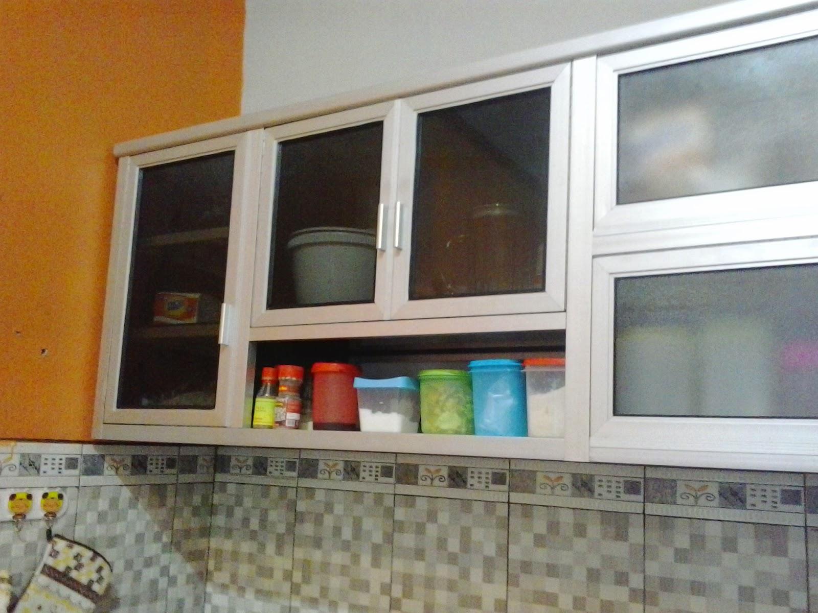 Kitchen set murah purwokerto dan purbalingga for Beli kitchen set jadi